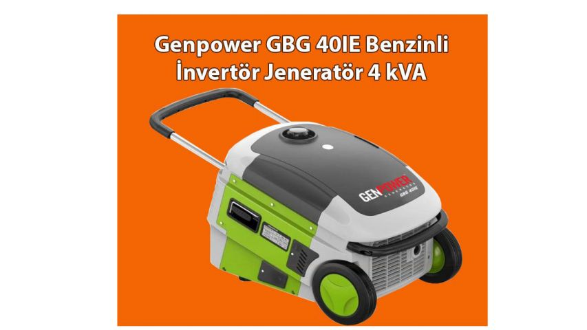 genpower 40ie